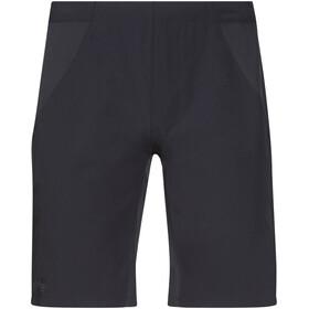 Bergans Fløyen Shortsit Miehet, black/solid charcoal